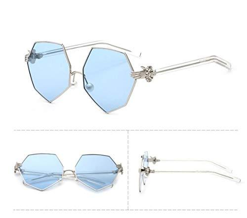 conducción viajar manera Eyewear de de UV400 protectoras los Mujeres sol de de Hombres hombres Gafas blue gafas sol de Sky para la xw8HPqSw