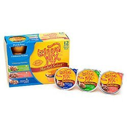 Meow Mix Cat Food, Variety Pack 33 oz