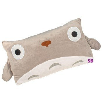 Amazon.com: Kawaii Totoro rectángulo almohada 17: Home & Kitchen