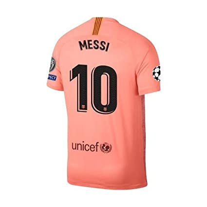 360095856 ProApparels Messi Jersey Barcelona Third 2018 2019 Adult   Kids (Official Champions  League)
