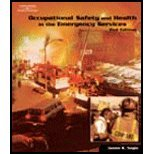 Occupational Safety & Health in Emergency Services (2nd, 05) by [Paperback (2004)] (Occupational Safety And Health In The Emergency Services)