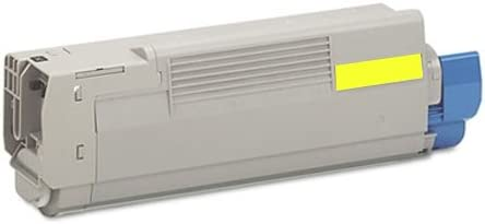 Genuine Okidata 44059109 Type C14 Yellow Toner Cartridge