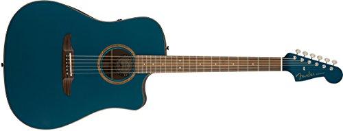 Fender Redondo Classic California Series Acoustic Guitar - Cosmic Turquoise
