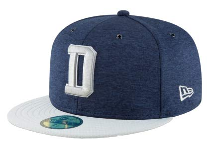 Image Unavailable. Image not available for. Color  Dallas Cowboys New Era  Sideline Home 59Fifty Cap e5ebce9f5