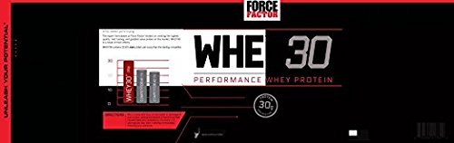 Force-Factor-WHEY30-Performance-Whey-Protein-to-Build-Lean-Muscle-Recover-Quickly-and-Preserve-Gains-3-Pounds