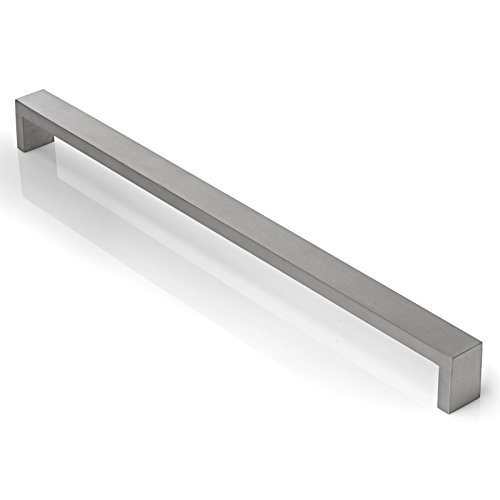 Contemporary Stainless Steel Pulls - 9