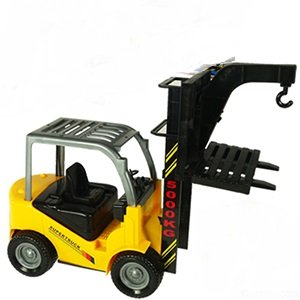 Friction Powered Forklift Toy For Kids!
