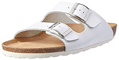 Hush Puppies Women?s Hawaii Fashion Sandals White 6.5 US