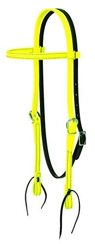 Weaver Leather Brahma Webb Browband Headstall ()