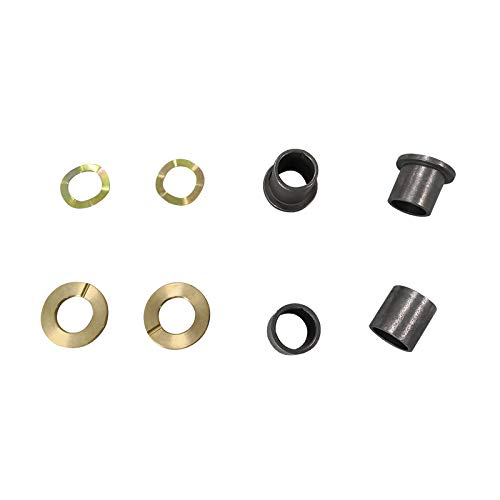 - Bronze Bushing/Thrust Bearing/King Pin Wave Washer kit,Fits Club Car DS Golf Carts