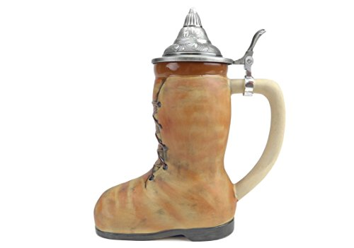 Essence of Europe Gifts 1 Liter Das Boot Beer Stein