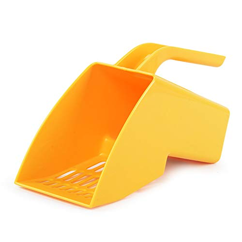 OMEM Cat Litter Scoop, High Capacity, Pet Feces Shovel, Solid Strong Handle, The First Choice for Cat Lovers
