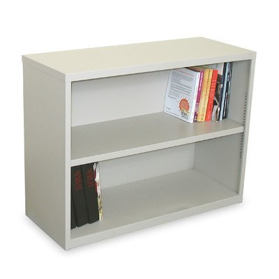 Ensemble Two Shelf Bookcase Color: Featherstone