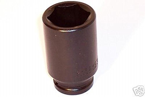 24mm Thru Axle (Socket Sets 34 MM DEEP IMPACT SOCKET 1/2