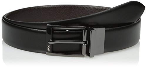 e4d0c5c70e7 Hugo Hugo Boss Men's Gabryo Reversible Leather Belt, - Import It All