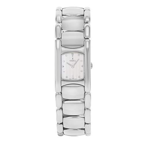 Ebel Beluga Quartz Female Watch E9057A21 (Certified - Ladies Wrist Watch Beluga