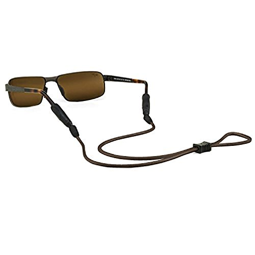 Croakies Terra System Adjustable, Tite Ends Brown Regular 2-Pack by Croakies, USA