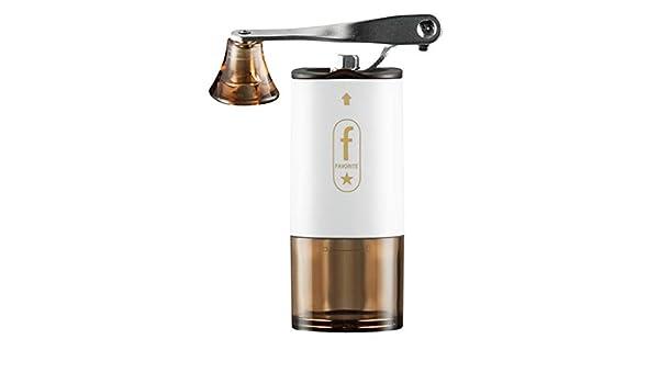 SUNHAO Cafetera Haba amoladora grano de café molinillo mano ...