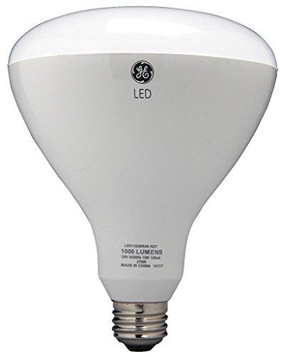 LED Lamp, BR40, 13W, 2700K, E26 - 13 Ge Lamps