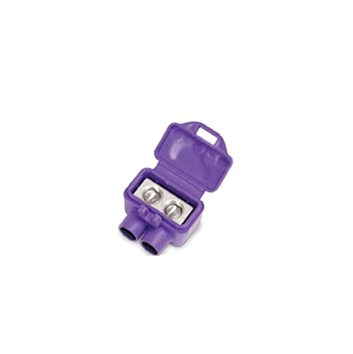King Innovation 2 Port AlumiConn Connector-10 Pack
