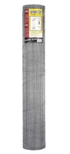 Garden Zone Hardware Cloth 48'' X 25' Steel 1/4'' X 1/4'' Mesh by Garden Zone