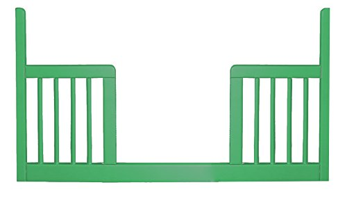Newport Toddler Crib (Newport Cottages Toddler Guardrail for Devon Crib, Kelly Green)