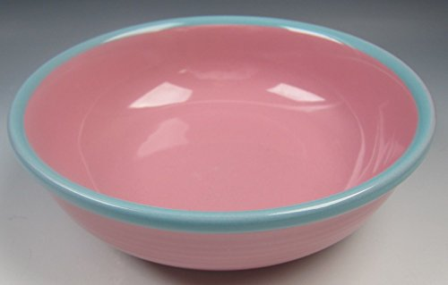 Pink Coupe Cereal Bowl (Sango China INNOVATIONS-PINK Coupe Cereal Bowl(s) EXCELLENT)