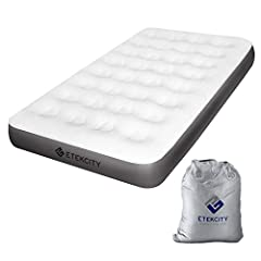 Friendly reminder 1. When you first inflate your air mattress, allow it to properly stretch for 24 hours. The mattress may require additional inflation during this period, but this does not mean it is leaking air. It's normal for the mattress...