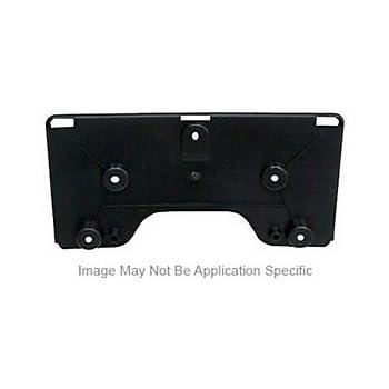 apdty 103930 license plate bracket holder. Black Bedroom Furniture Sets. Home Design Ideas
