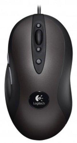 Erfahrungsbericht: Logitech G400 optische Gaming Maus schnurgebunden