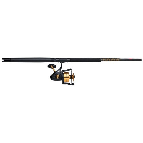 (Penn Spinfisher V 8500 Fishing Rod and Spinning Reel Combo, Boat, 7 Feet, Heavy Power)