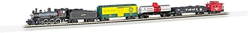 Bachmann Industries Trailblazer Ready to Run Electric Train Set (Trailblazer Game)