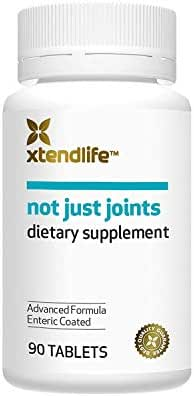 Xtend-Life Not Just Joints Daily Supplement, Support for Cartilage, Connective Tissue, and Joints, 90 Tablets