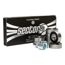 Sector 9 Platinum Series Abec 9 Longboard & Skateboard Performance Bearings