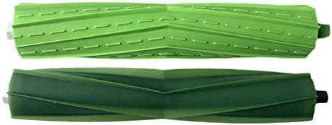 Lopbinte 2X Cepillo De Rodillo para Roomba I7 E5 E6 Series Robot Aspiradora Reemplazo Piezas De Repuesto Verde: Amazon.es: Hogar