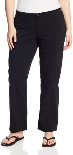 Columbia Women's Plus Size Just Right Straight Leg Pant