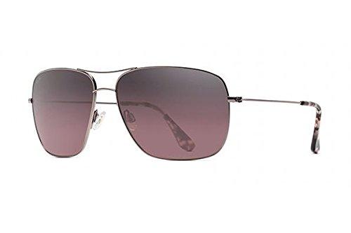 Maui Jim Sunglasses Pink/Pink Titanium - Polarized - - Sport Jim Titanium Maui