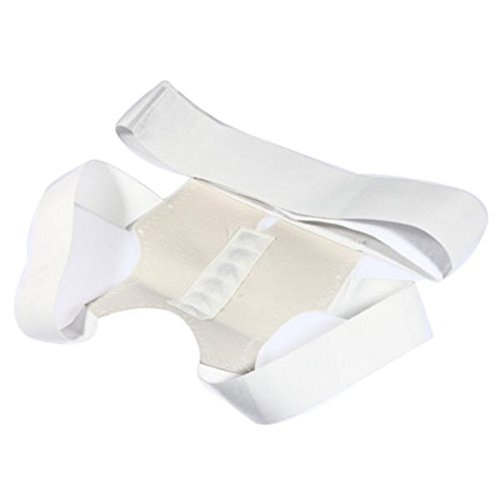 AnHua® Magnetic Therapy Posture Back Shoulder Corrector Support Brace Belt (XL) from AnHua