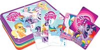 My Little Pony In Collectible Tin (Double Deck)