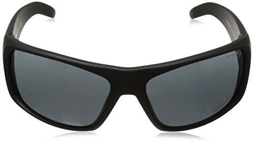 Arnette La Pistola Lunettes de soleil Black / Grey Fuzzy Black 447/87