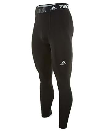 Adidas Men's Techfit Base Tights, Black, 2XLarge
