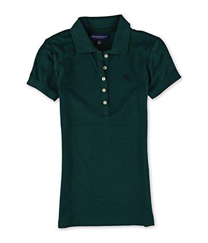 Aeropostale Womens A87 Polo Shirt 381 ()