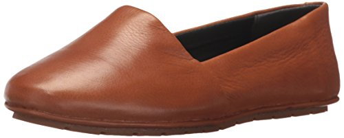 Cole on Leather York Jordyn New Medium Slip Kenneth Women's Brown Flat Moccasin pfq8d