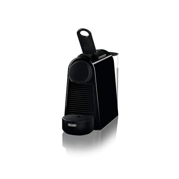 De' Longhi En85.B Macchine per Il caffè a Sistema Nespresso Essenza, 1370 W, 0.6 milliliters, Plastica, Nero 4