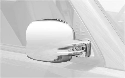 - Putco 402016 Chrome Trim Mirror Overlay