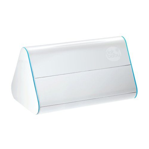 DotBaby Dot.Box 2-in-1 Baby Wipes Dispenser and Storage Box (Blue)