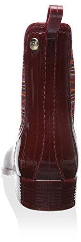 Donna Poole Stivali Gioseppo Gomma Bordeaux Di vBanHYq