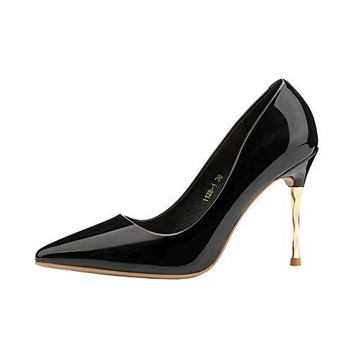 1 Femme 55 Escarpins Noir 1128 5 Renly EU Noir 36 Pw7Opqwx