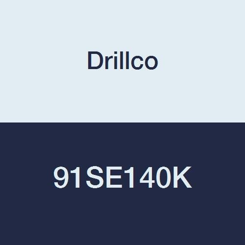Drillco 91SE140K 5/8, Annular Cutters, 1'' Depth of Cut, High Speed Steel