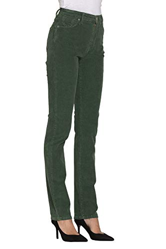 38 Para Es Liso Color Carrera Mujer Pantalones Terciopelo Jeans q8AUZA